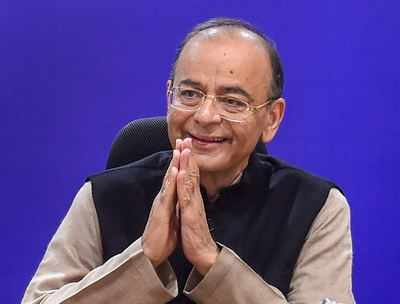 Arun Jaitley indicates won't be back in India to reply to Budget debate