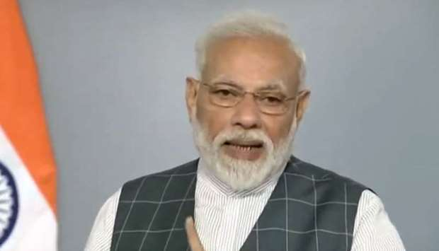 India shoots down satellite, joining space superpowers: Modi