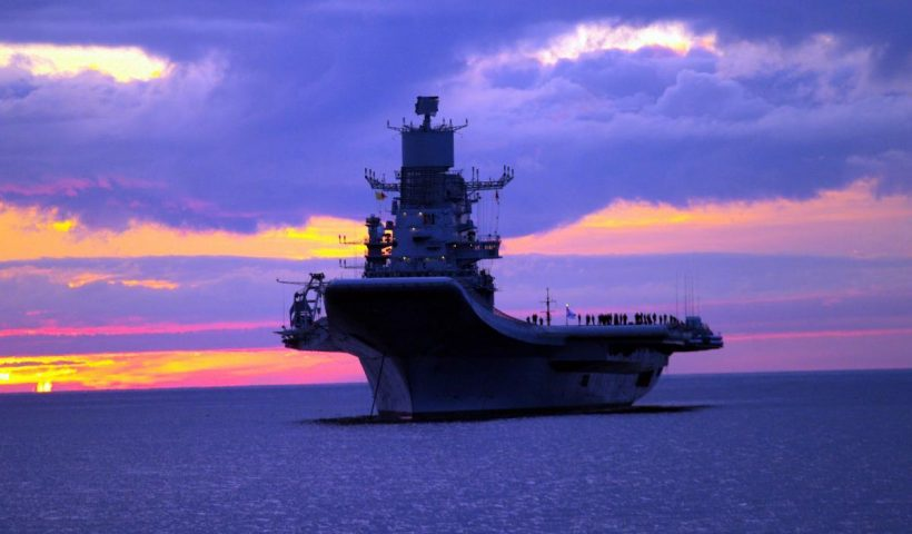 How India's Purchase of a Russian Aircraft Carrier Went Bad Really Fast