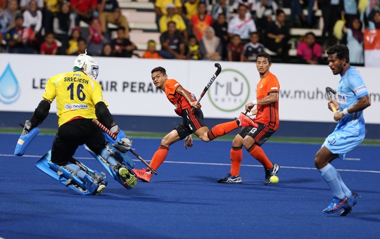 Indian Men's Hockey team to play Canada in Sultan Azlan Shah Cup