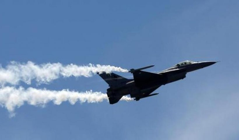 India gives F-16 evidence to Pakistan