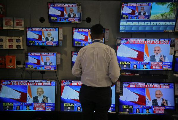India Shot Down a Satellite, Modi Says, Joining Select Group of Nations