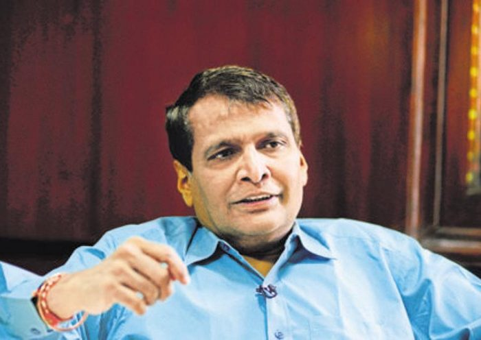 'Flying is now affordable, accessible for all,' says civil aviation minister Suresh Prabhu