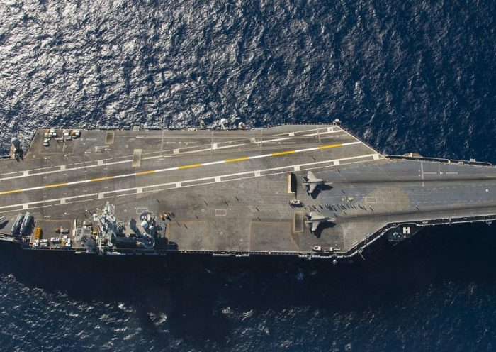 India's Aircraft Carrier Future: British Designed and F-35 Armed?