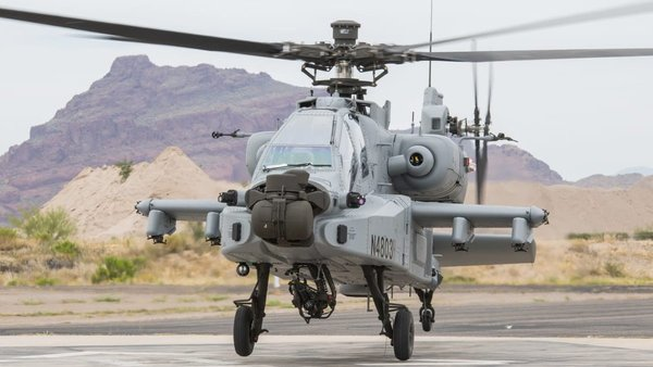 India gets its first Apache Guardian attack helicopter in US. See how it looks