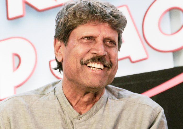 India among favourites to win World Cup, says Kapil Dev