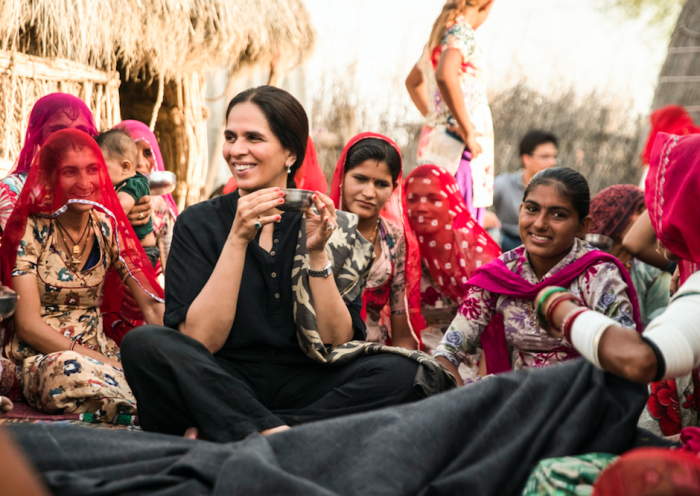 How Anita Dongre Expanded Her Global Fashion Empire While Empowering The Indian Economy