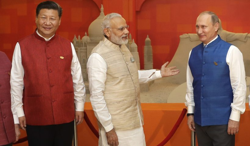 Did Japan and India just launch a counter to China's Belt and Road?