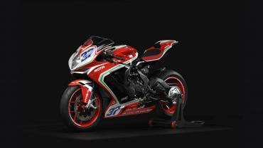 MV Agusta F3 800 RC launched at Rs. 21.99 lakh