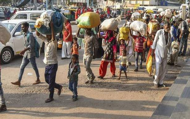 What is the biggest reason for migration in India?