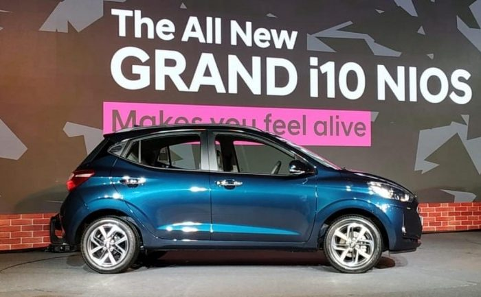 Hyundai Grand i10 Nios launched in India, price starts at Rs 5 lakh