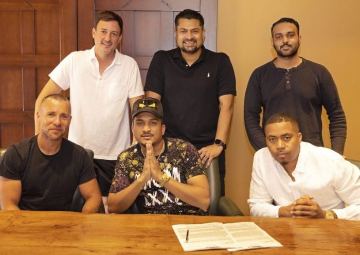 Nas, Mass Appeal and Universal Music Launch Hip-Hop Label in India, Sign Divine