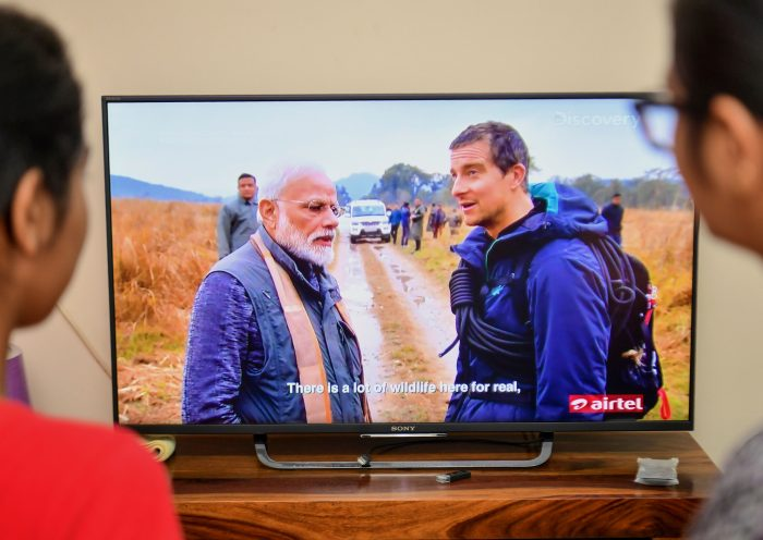 'Man vs. Wild' with India's Narendra Modi Beats Super Bowl to Become World's Most Trending Televised Event