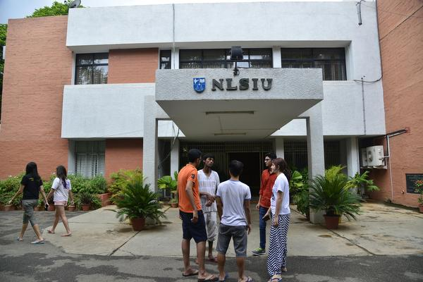 NLSIU students criticise delay in appointment of VC
