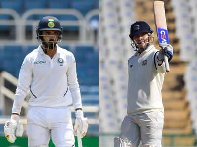 India vs South Africa Tests: KL Rahul dropped, Shubman Gill gets maiden Test call up