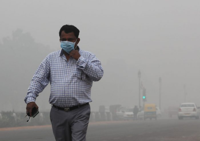 India experiences worst air pollution in 3 years