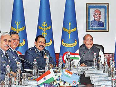 Fund crunch tying hands of defence forces, stalling upgrades