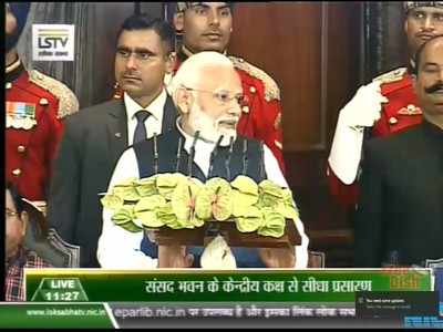 India has empowered, strengthened democracy in last 70 yrs: PM Modi