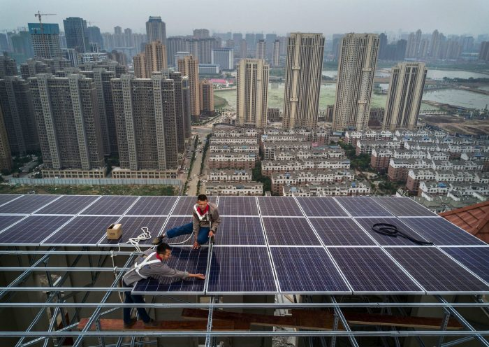 In Developing Nations, a Decline in Clean Energy Investment