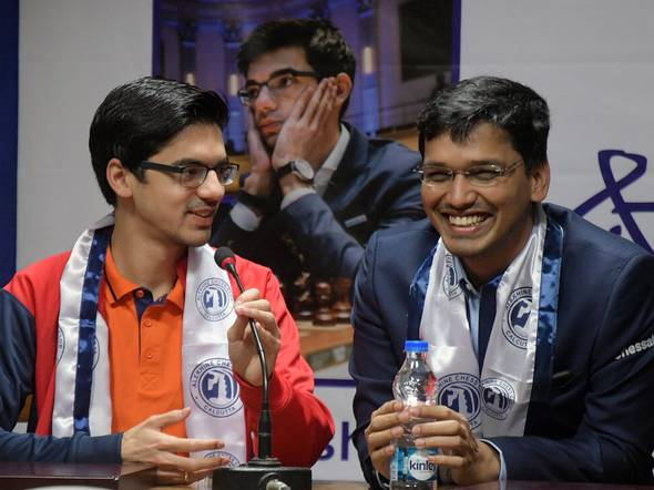 Enough talent pool in India after Anand, says Anish Giri
