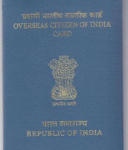 New York Consulate issues travel advisory for Overseas Citizen of India cardholders