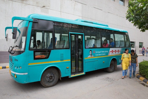 India's Shuttl raises $18M to expand its app-based bus aggregator