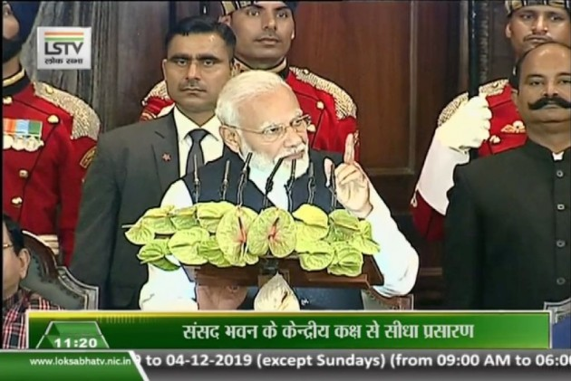 'Ambedkar Would've Been Happy To See India's Strengthened Democracy': PM Modi On Constitution Day
