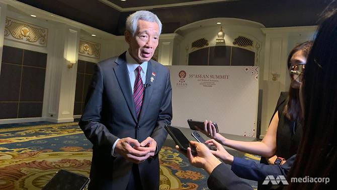 Negotiation outcome a major step forward for RCEP, India's position respected and understood: PM Lee