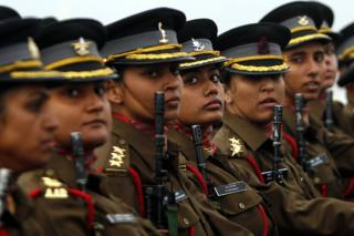 India's soldiers 'not ready for women in combat'