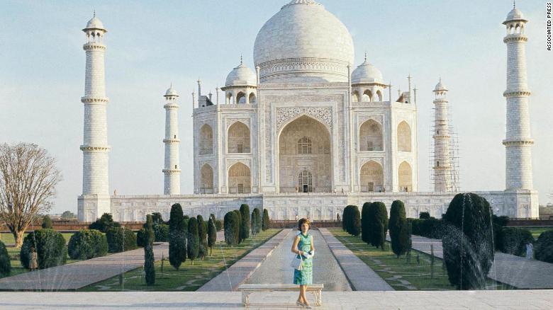 Melania Trump next in long line of first ladies to visit India