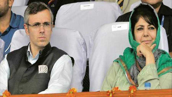 Former J&K CMs Omar Abdullah And Mehbooba Mufti Booked Under Draconian PSA