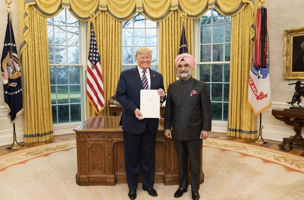 US is India's preferred trade partner in journey to be $5 trillion economy: Sandhu