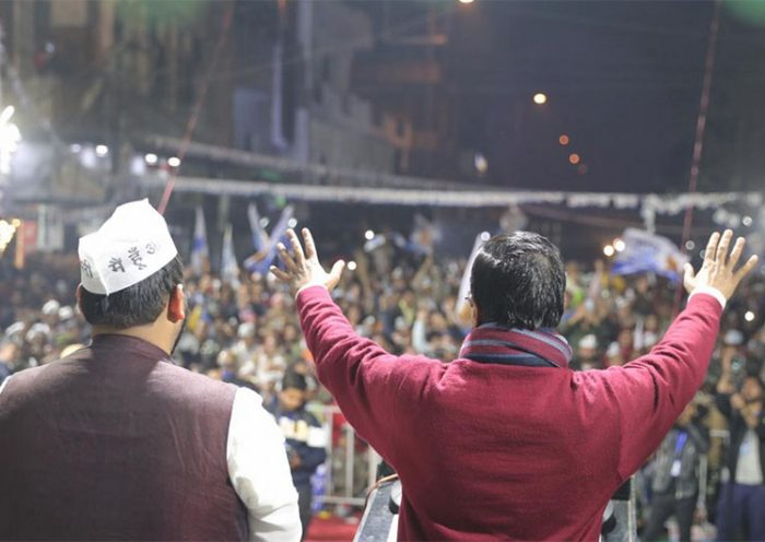 People from all sections of the society rallied behind AAP: Delhi Exit Polls