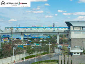 L&T finishes India's 2nd-largest metro project in Hyderabad