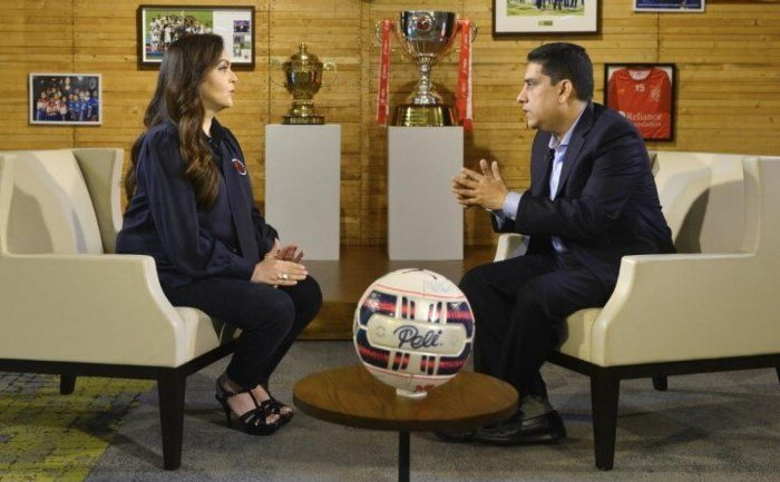 India hosting Youth Olympics will be a game-changer: IOC member Nita Ambani