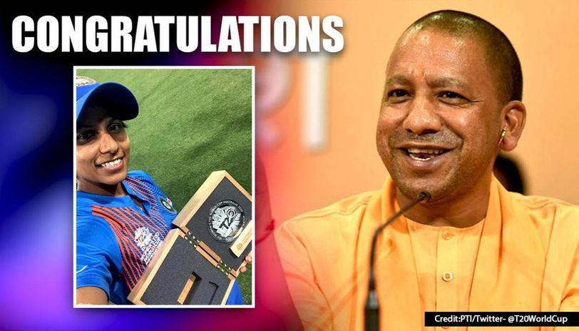 UP CM Yogi Adityanath Lauds Poonam Yadav For Spinning India To Victory In T20 WC Opener
