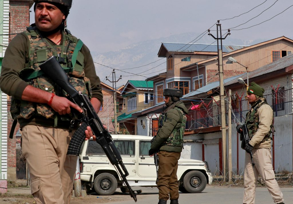 Indian Kashmir hit by general strike called by separatists