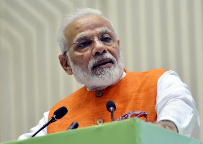 Three pillars of Constitution kept balance to guide the nation: PM Modi