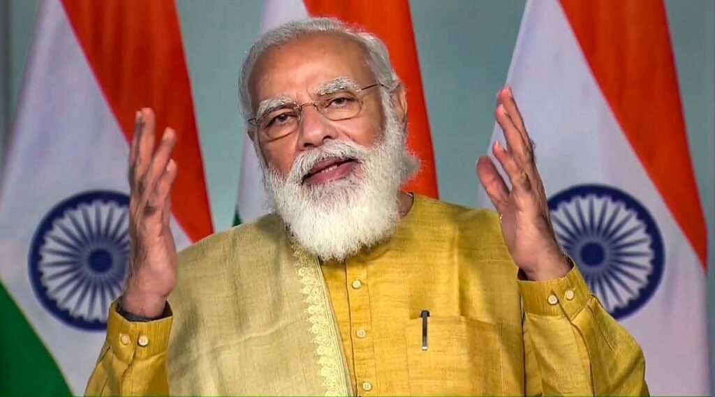 PM push to Atmanirbhar Bharat: Goal is to make India major military power